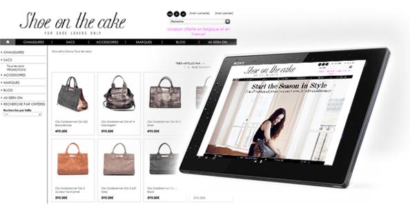 Shop application permet de g�rer un site e commerce sans aucune connaissance particuli�re
