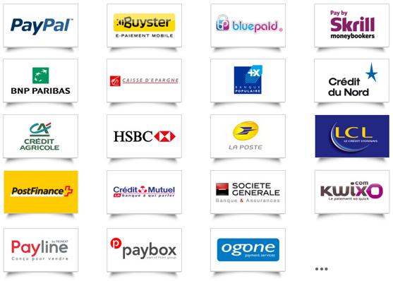 L'installation et le paramétrage de votre solution de paiement sont assurés par les équipes de Shop Application, cela vous facilite donc l'installation de votre paiement sécurisé sur votre site internet
